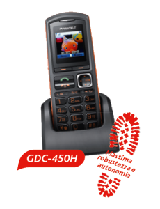 ARIA DECT GDC-450H